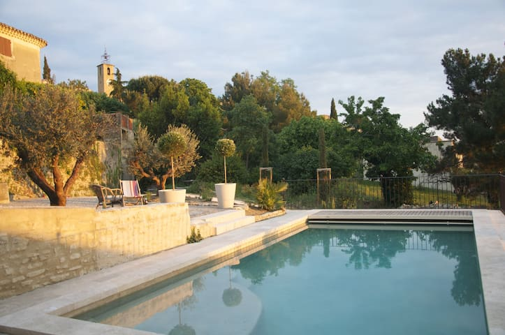 Beautiful provencal house with pool - Faucon