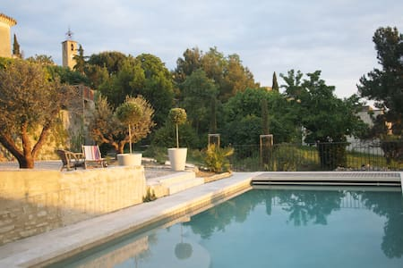 Beautiful provencal house with pool - Faucon - Haus