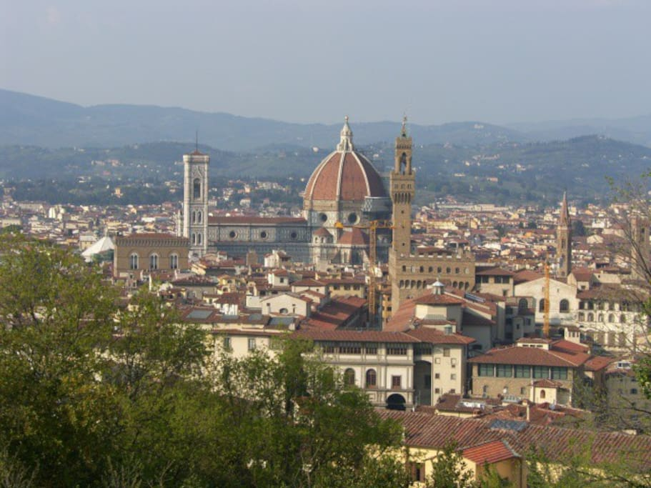 Florence Apartment Near Centre Apartments For Rent In