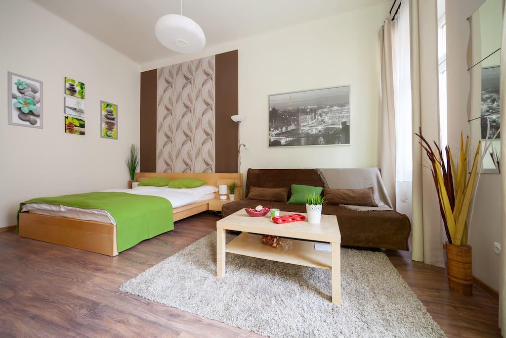 Hálószoba-Bedroom