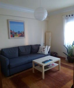 Habitacion cerca de la playa Arbeyal (200 m) - Gijón - Apartment