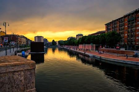 Monolocale Darsena - Mailand - Wohnung
