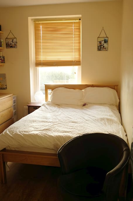 cosy and comfortable double room