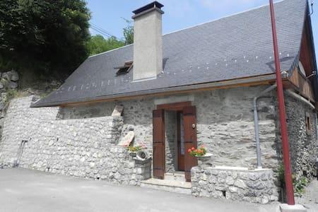 La grange - Gouaux-de-Larboust - Hus