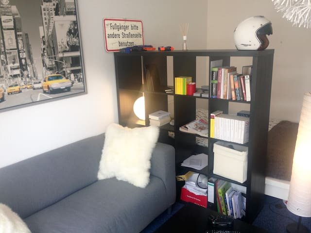 Great Appartment centrally located - Mannheim - Apartment