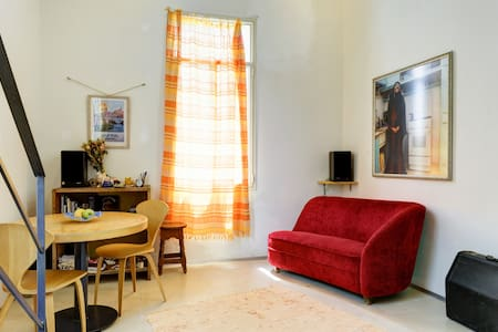 Studio in picturesque area of Jaffa - Wohnung