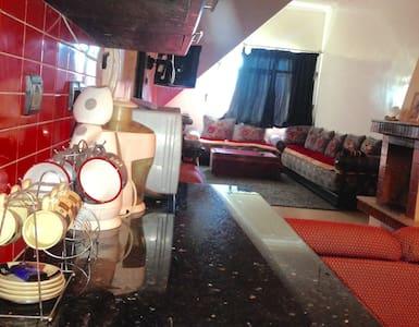 Calm & Cosy appart à Ifrane - Casablanca - Huoneisto