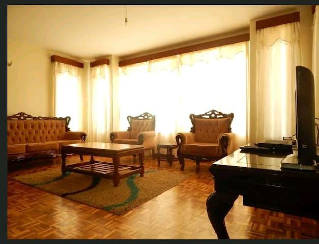 Cosy 3 bedroom master ensuite. - Nairobi - Apartament