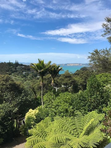 Elevated sea views & birdsong - Auckland - Casa