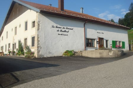 Belles chambres à la campagne - La Chaux-de-Fonds