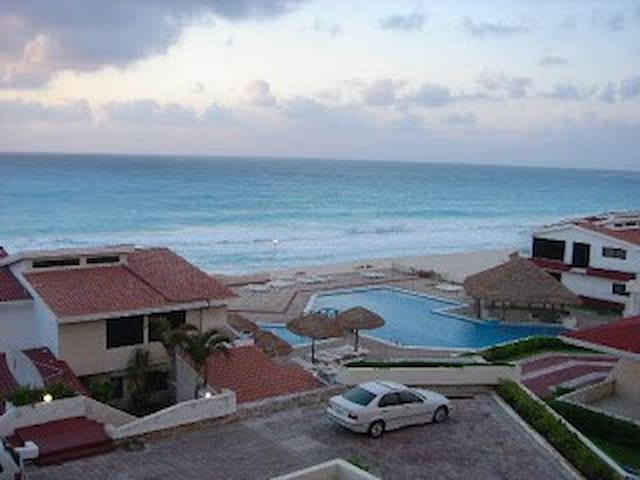 Cancun Department of tourism in the beach - Cancún - Appartement en résidence