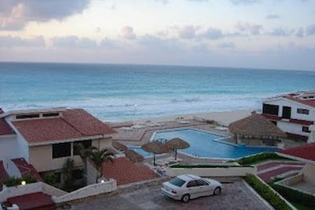 Cancun Department of tourism in the beach - 坎昆 - 公寓