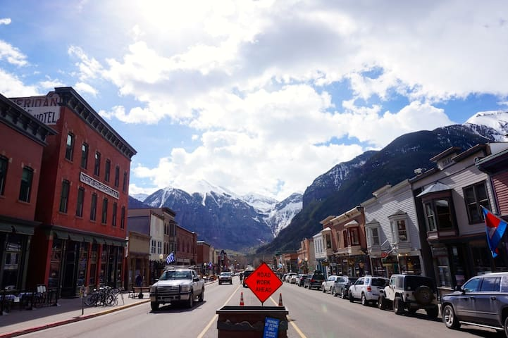 Your Telluride Vacation Starts Here - Telluride - Appartement