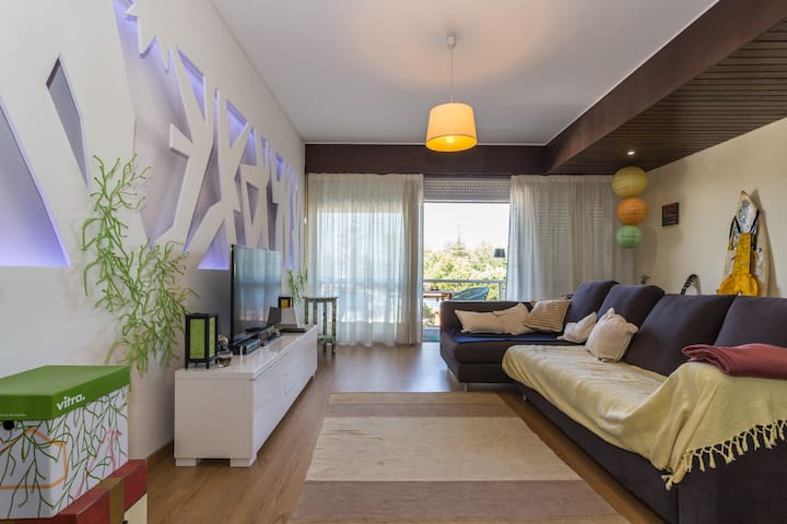 Pura Vida City House - Faro - Apartment