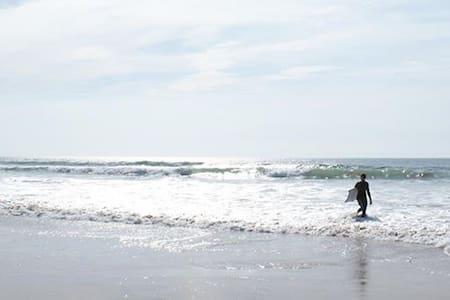 Ideal adventurer coastal hideaway - Machrihanish