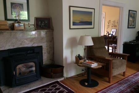 Film Location, TV, Commercials - Hudson RiverTown - Maison