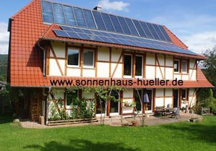 Sonnenhaus Hüller - Bad Sooden-Allendorf - Appartement
