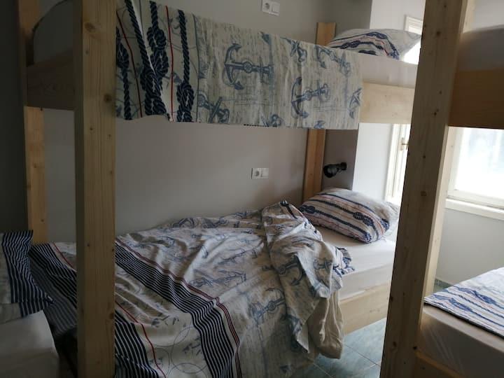Oludeniz HoStel Male Dorms with A/C