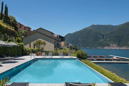 Bellagio Lake Resort luxury apartment - Lezzeno