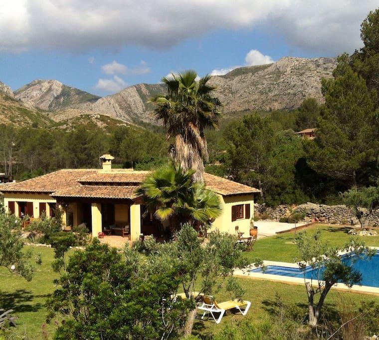 Finca en plena naturaleza casas rurales en alquiler en - Casa rurales comunidad valenciana ...