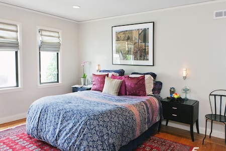 Luxury & Privacy & Own Entrance - San Francisco - House