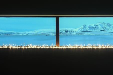 House by the ocean / beach - Kjósarhreppur - Hus