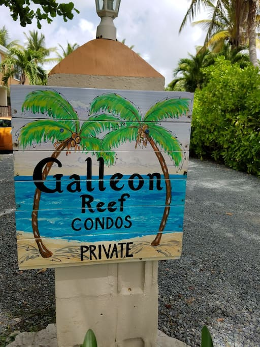 private parking for condo on quiet, dead end road