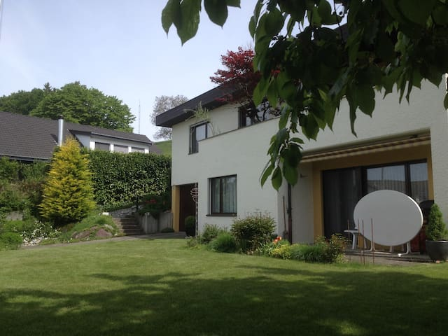 Ruhig, gepflegt wohnen in Stadtnähe - Mettmenstetten - Casa
