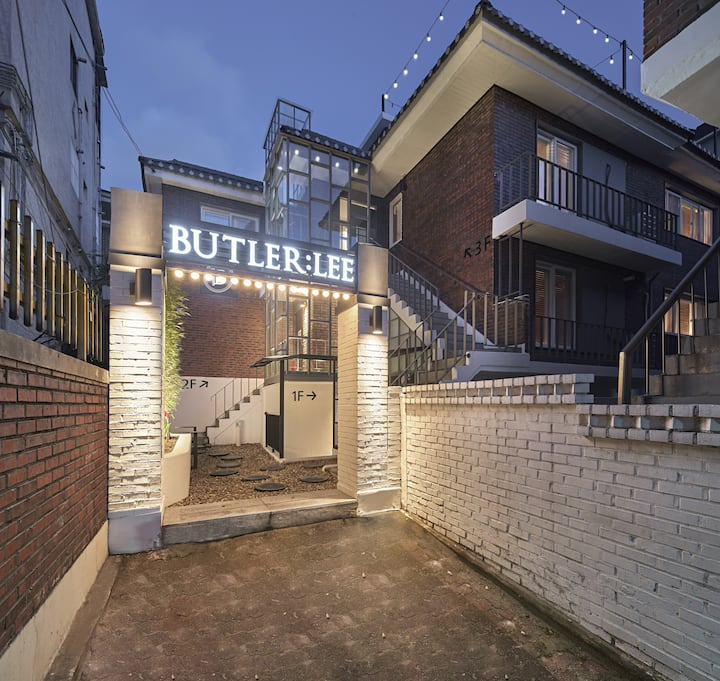 [5min Hongdae] Private Double Room