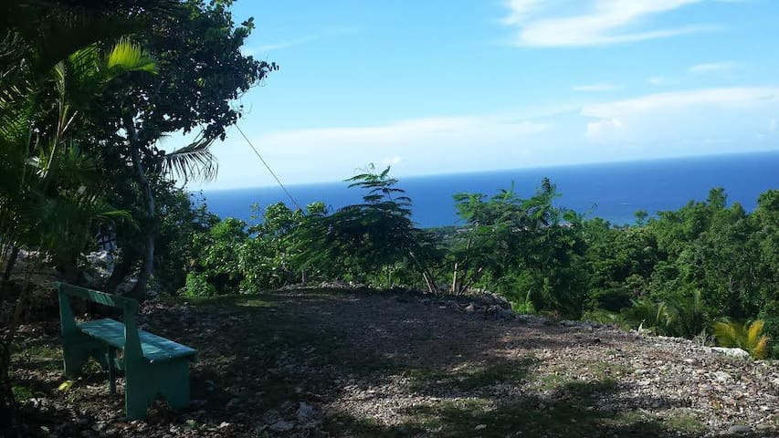 Secluded cottage/seaview/Ocho Rios - Tower Isle - Cabin