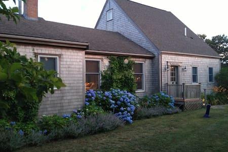 Nantucket Secluded Surfside Home #2