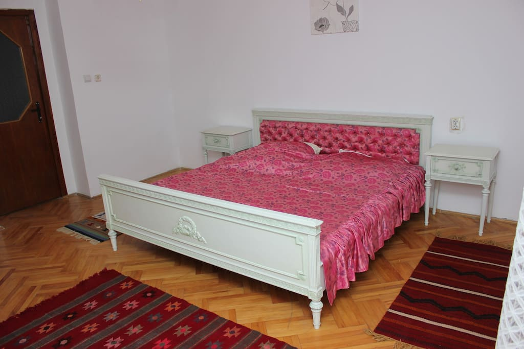 Room with matrimonial bed