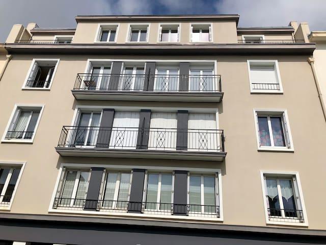 Appartement avec vue sur mer au cœur de Brest