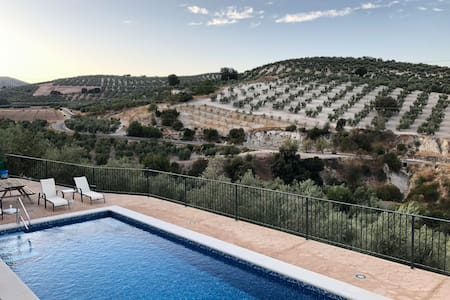 Casa Rural Horcajillo - Private Villa Málaga