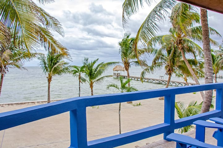 Gold Standard Boutique Resort in Belize 1 Bedroom Oceanfront