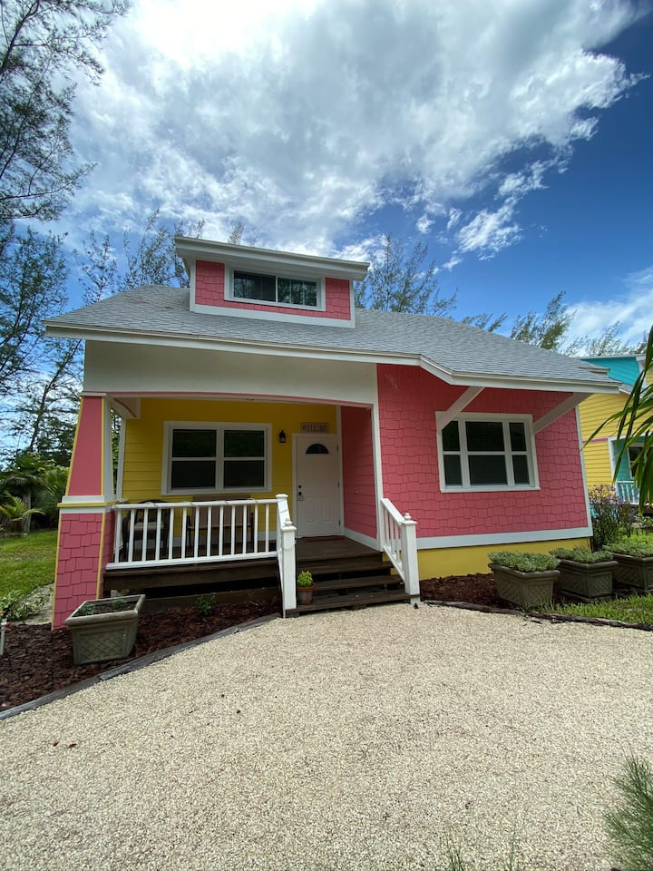 Turtle Shell Cottage/New/Beach Accessible/Peaceful