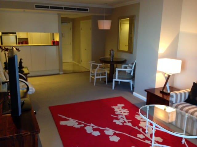 1 BD Executive City Apartment