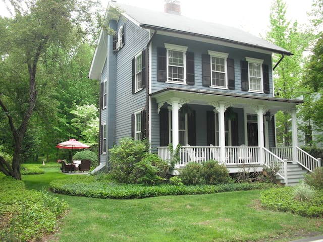 Close to NYC with country charm. - Palisades - Haus