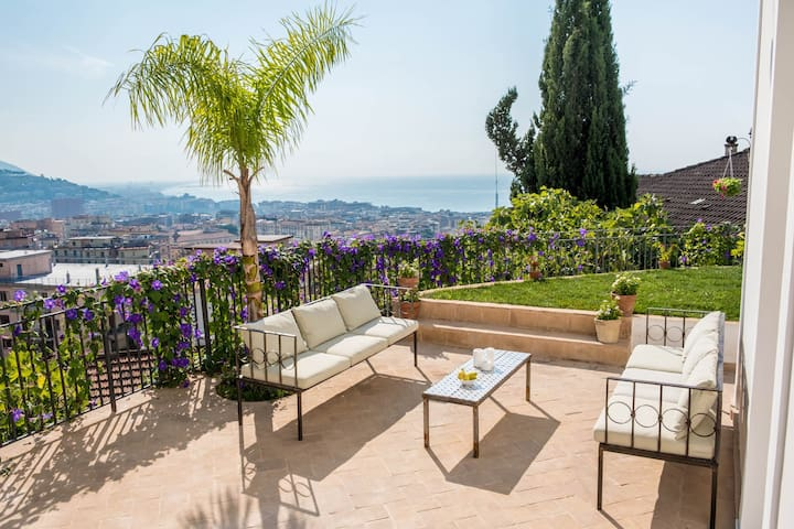 TERRAZZA PARADISO B&B - Salerno - Bed & Breakfast