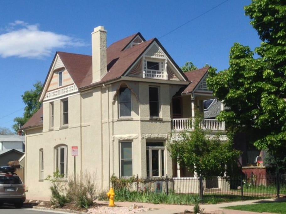 Rooms For Rent Denver Co