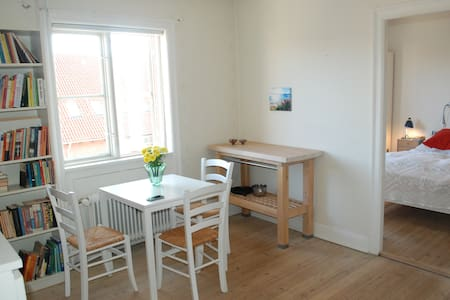 Great location  large rooms  bedroom + living room - Copenhague - Appartement