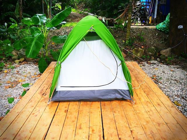 吉米探險家 背包客 Jimmy Explorer's campsite~1 pax