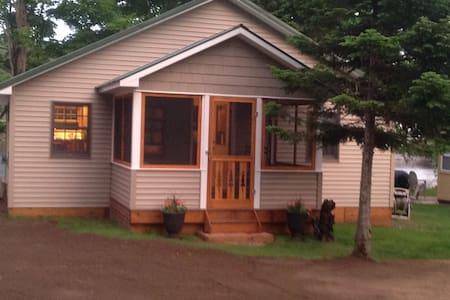 Lakewood Haven,  Adirondack Cottage - Wells - Kisház