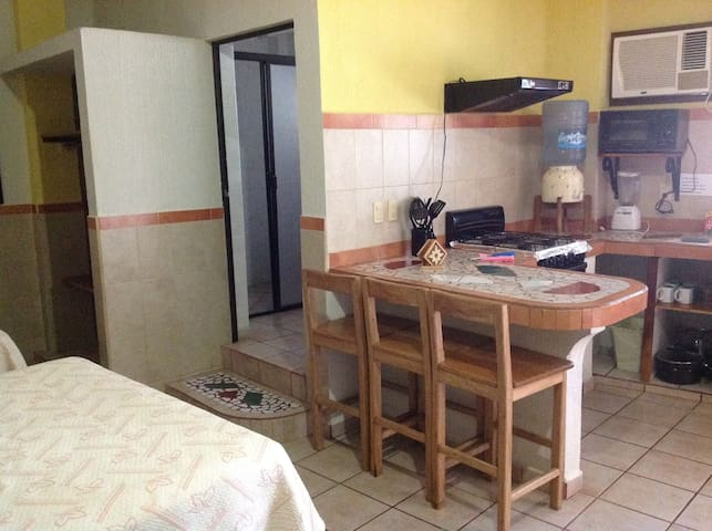 Small studio type apartment - San Blas