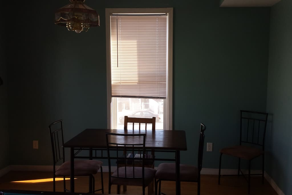 Private bedroom apartments for rent in jersey city new for Best private dining rooms nj