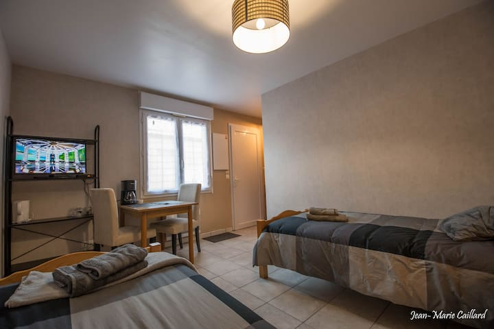 Gîtes du 2 Ter - Appartement N° 2