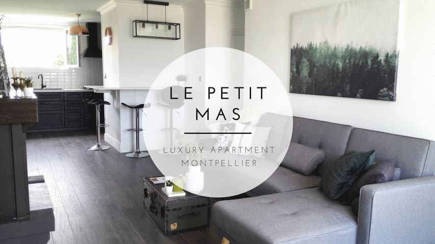 Le Petit Mas - Spacious Luxury Apartment