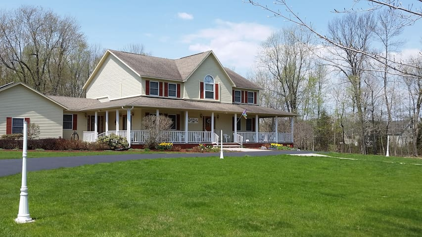 The Roselea (Aiden Room) - Baldwinsville - Bed & Breakfast