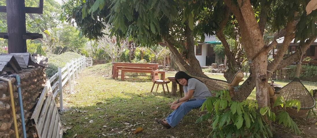 Jumka Chalet-Home stay & Farm visit - Lampang - B&B