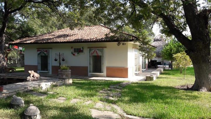 Quinta Villa Maria  Bustamante N.L. Casa 1